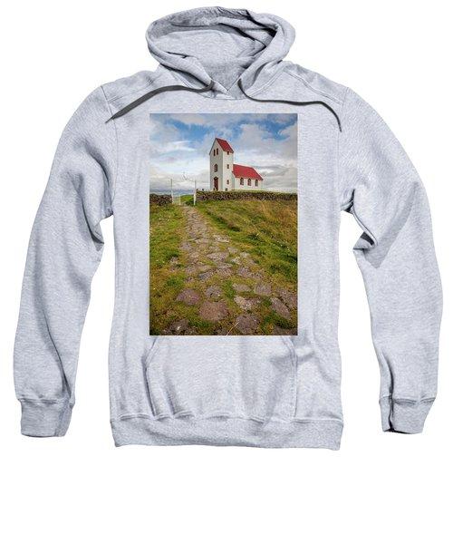 Chapel Walk Sweatshirt