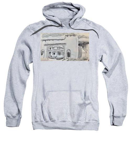 Charcoal Pencil Arch.jpg Sweatshirt