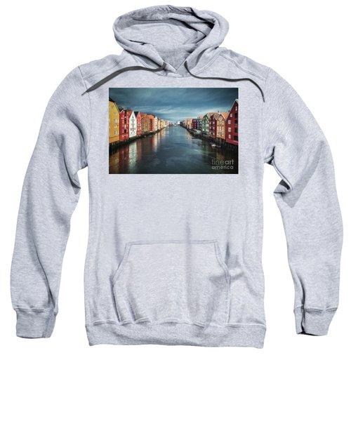 Chasing Colors Sweatshirt