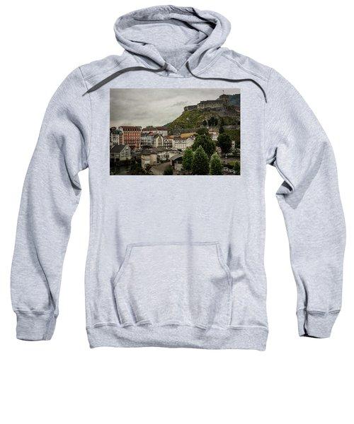 Chateau Fort De Lourdes Sweatshirt