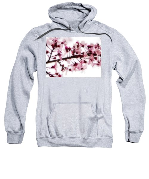 Cherry Triptych Center Panel Sweatshirt