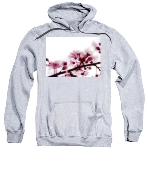 Cherry Triptych Left Panel Sweatshirt