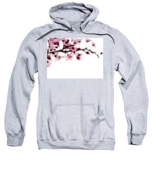 Cherry Triptych Right Panel Sweatshirt