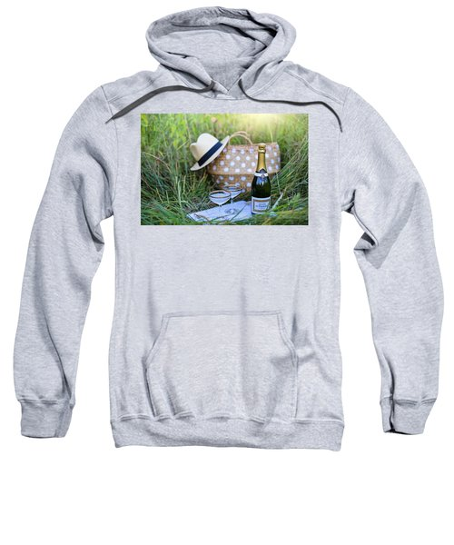 Chic Picnic Sweatshirt