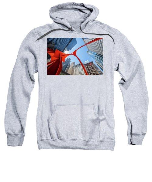 Chicago Upwards Sweatshirt