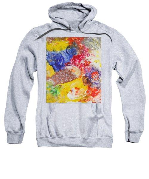 Child Laughter Sweatshirt