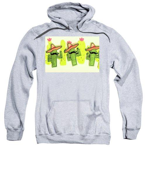 Chili Con Cacti Sweatshirt