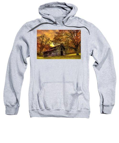 Chill Of An Early Fall Sweatshirt