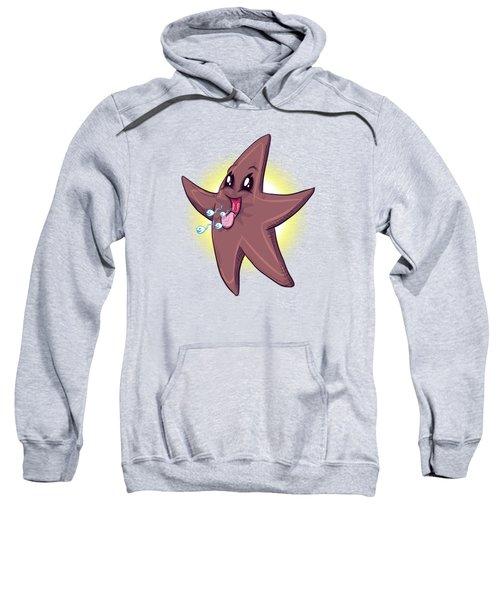 Chocolate Starfish Sweatshirt