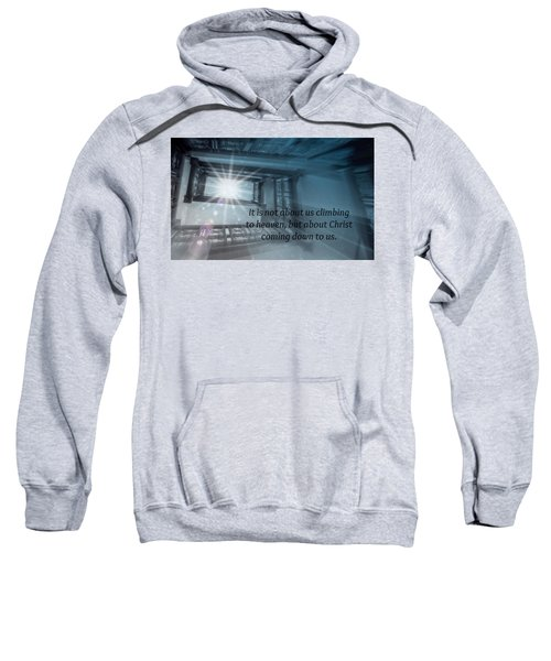 Christ Alone Sweatshirt