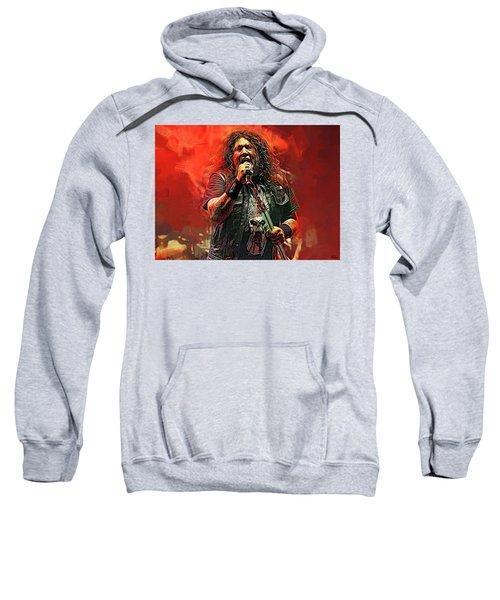 Chuck Billy, Testament Sweatshirt