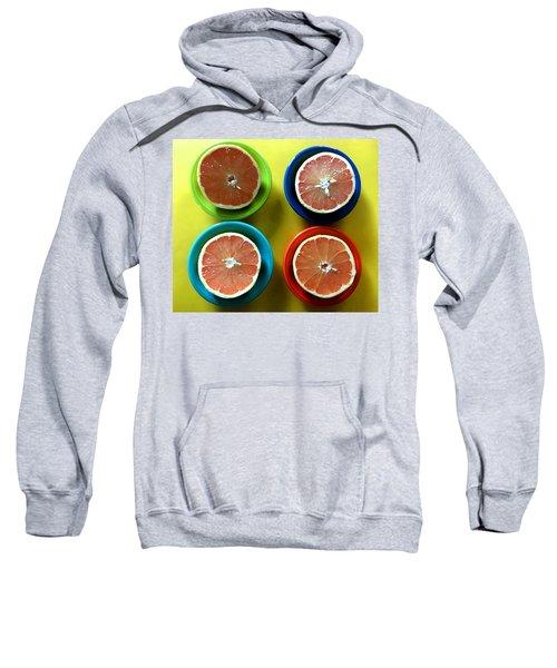Citrus Colors Sweatshirt