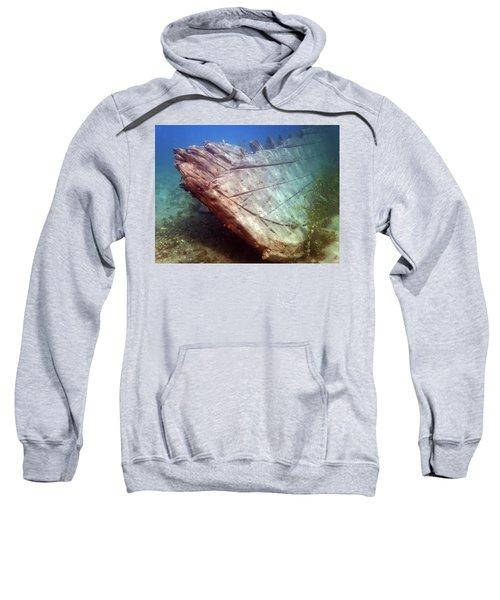 City Of Grand Rapids Shipwreck Ontario Canada 8081801c Sweatshirt