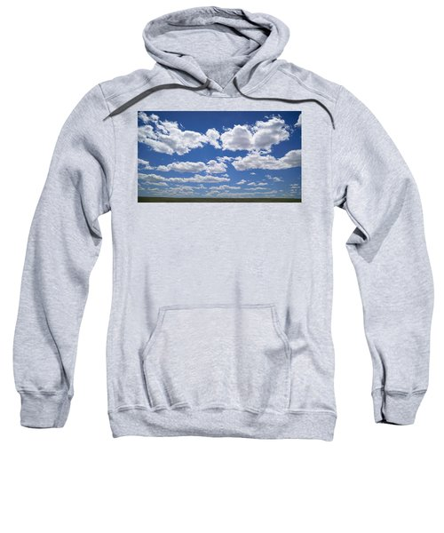 Clouds, Part 1 Sweatshirt