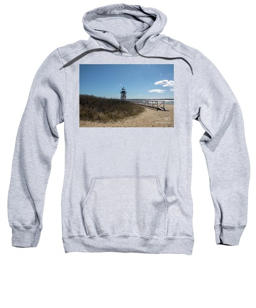 Coastal Brant Light House Sweatshirt