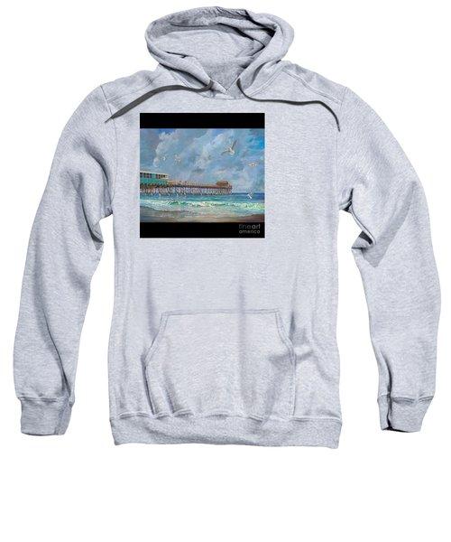 Cocoa Beach Pier Sweatshirt