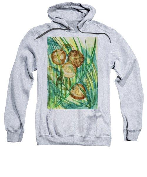 Coconut Tree Sweatshirt