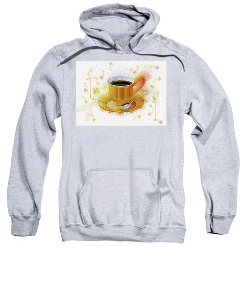 Coffee Art Sweatshirt