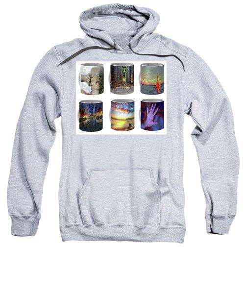 Coffee Mugs Samples Sweatshirt