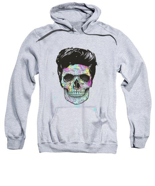 Color Your Skull Sweatshirt