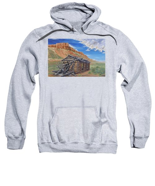 Colorado Prarie Cabin Sweatshirt