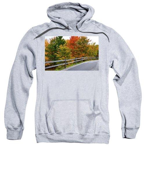 Colorful Lane Sweatshirt