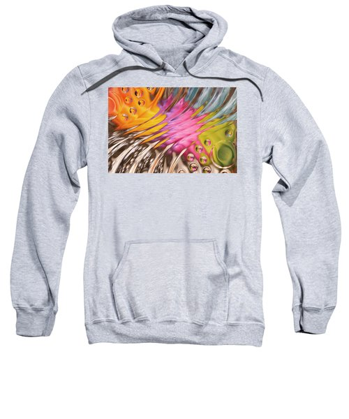 Colors In Vitro 2 Sweatshirt