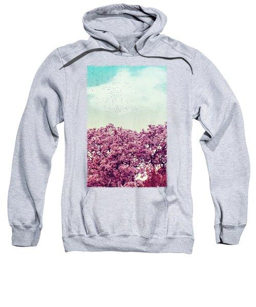 Colours Of Spring Sweatshirt
