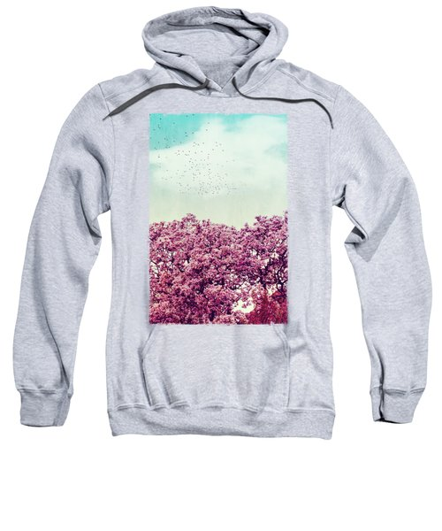 Colours Of Spring Sweatshirt