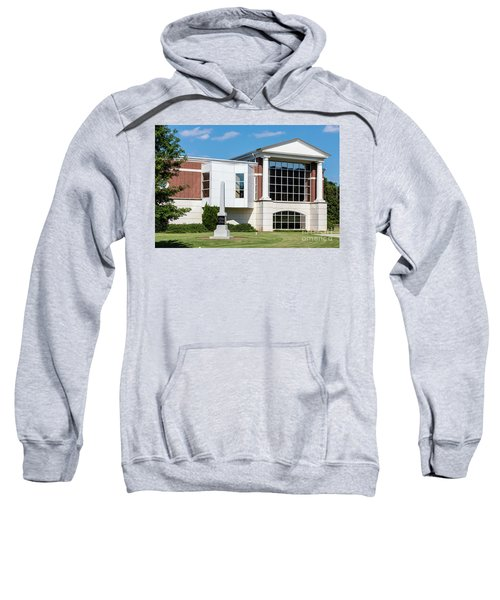 Columbia County Main Library - Evans Ga Sweatshirt