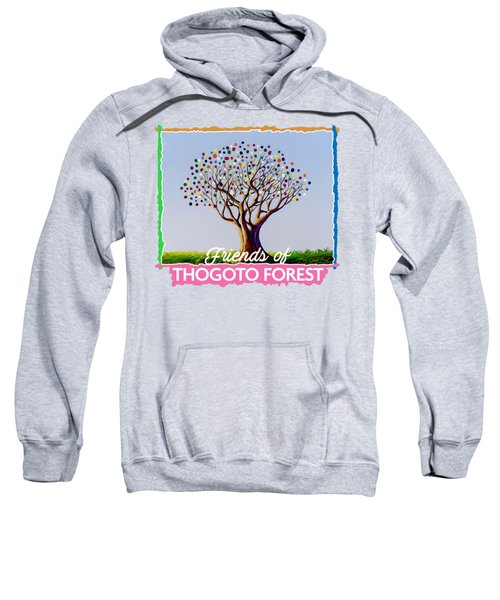 Community Tree Sweatshirt