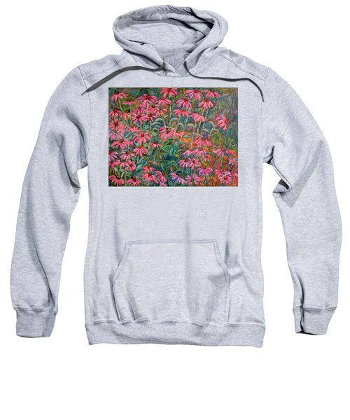 Coneflowers Sweatshirt