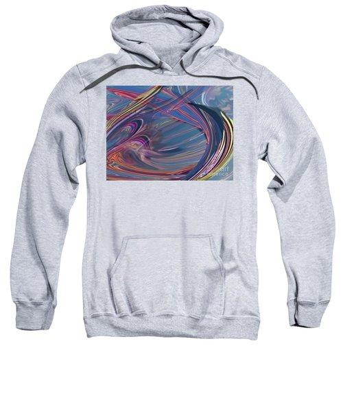 Contrail Party Sweatshirt