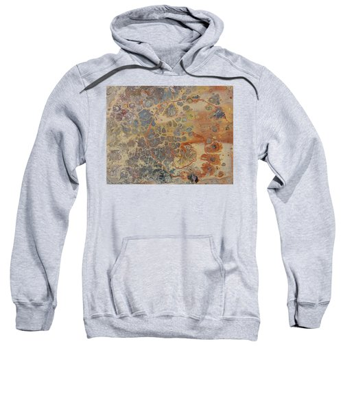 Copper Cape Sweatshirt