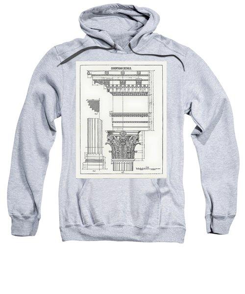 Corinthian Architecture Sweatshirt