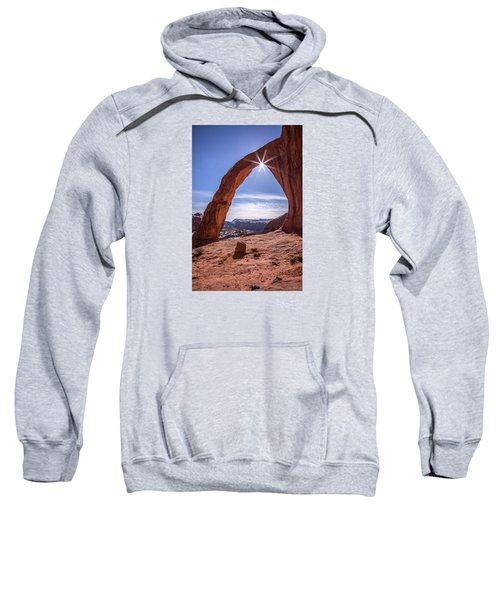 Corona Arch Sunburst Sweatshirt