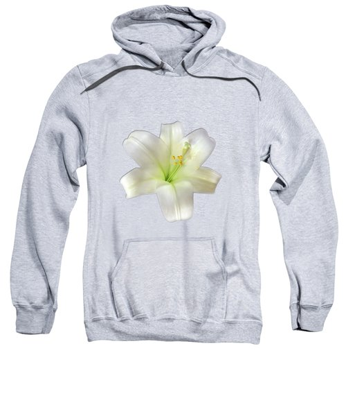 Cotton Seed Lilies Sweatshirt