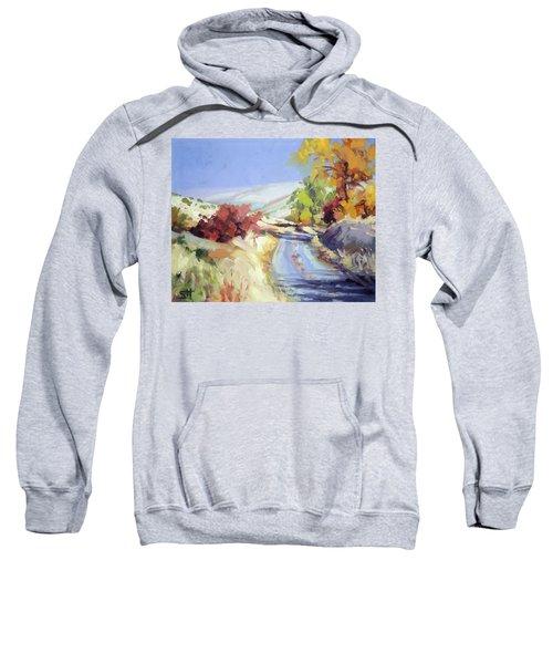 Country Blue Sky Sweatshirt