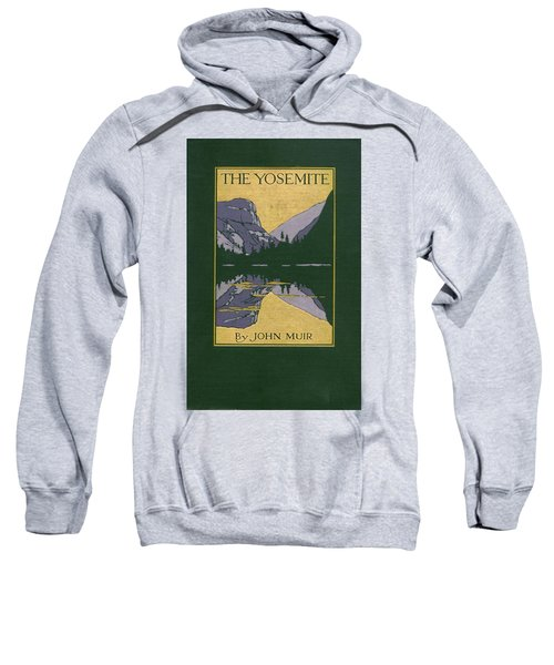 Cover Design For The Yosemite Sweatshirt