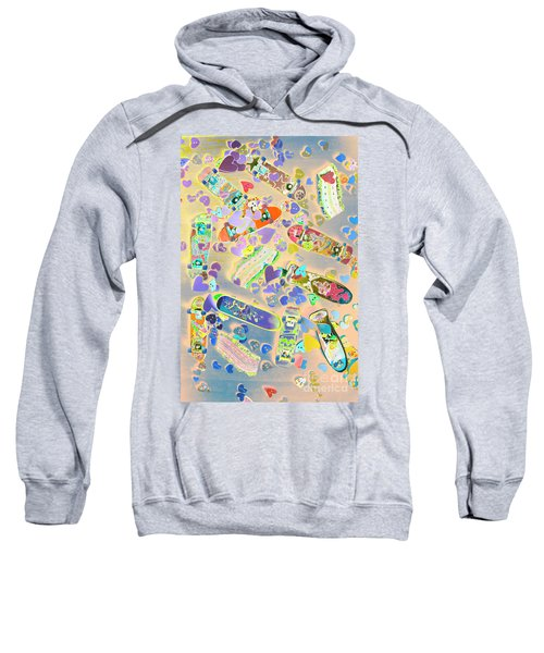 Creative Skate Sweatshirt
