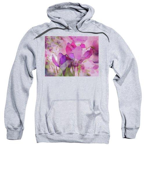 Crocus So Pink Sweatshirt