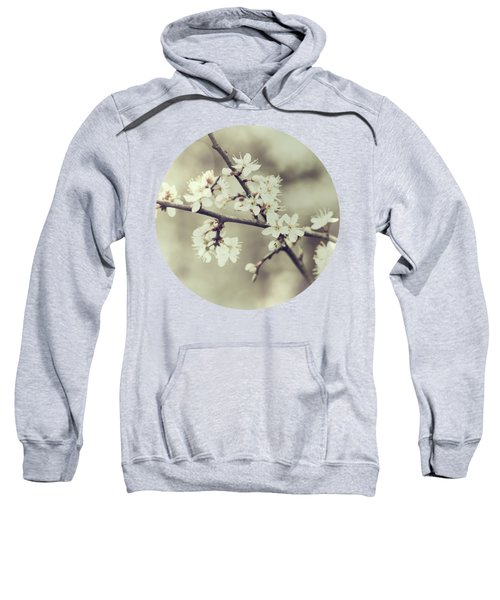 Crossed Blossoms Sweatshirt