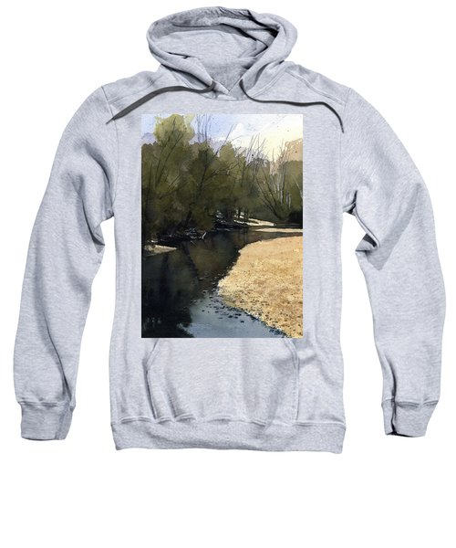 Crow Creek, Augusta, Missouri Sweatshirt