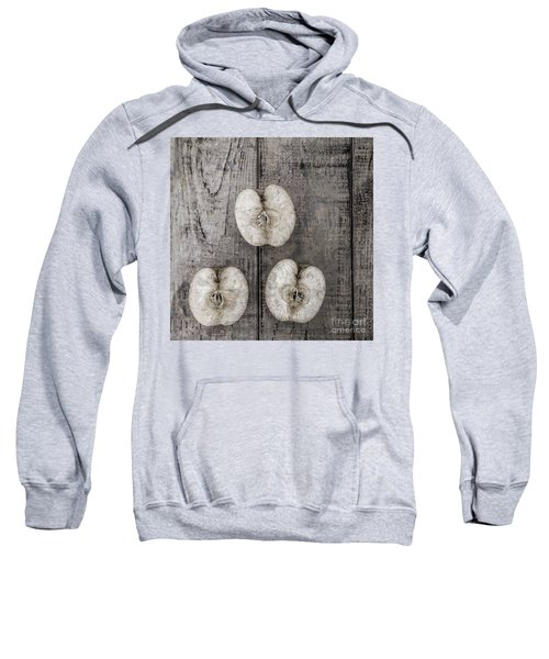 Cut Apples Sweatshirt