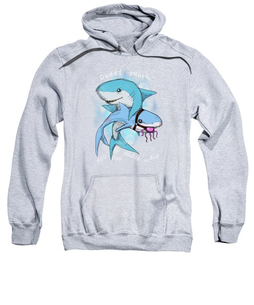 Daddy Shark Sweatshirt
