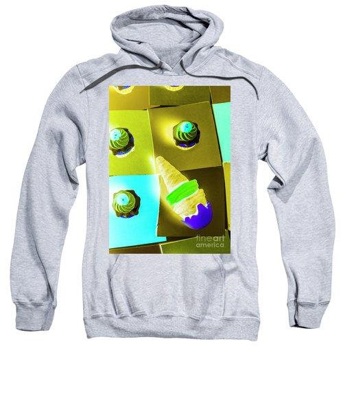 Dairy Design Sweatshirt