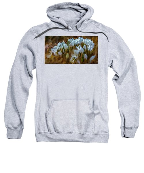 Dance In White #i6 Sweatshirt