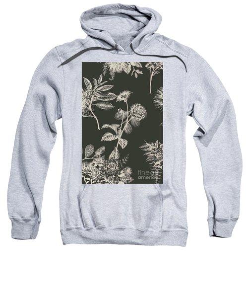 Dark Botanics  Sweatshirt