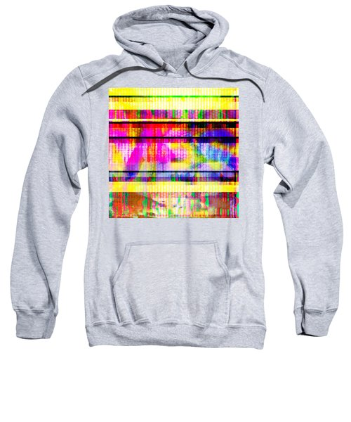 Databending #2 Hidden Messages Sweatshirt
