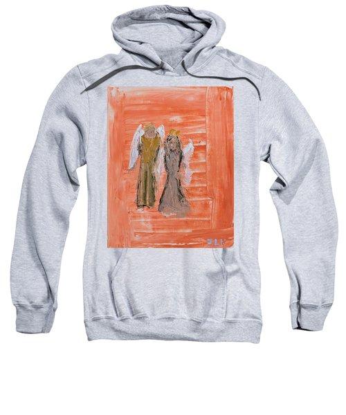 Dating Angels Sweatshirt